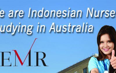 Nursing in Australia – in three steps