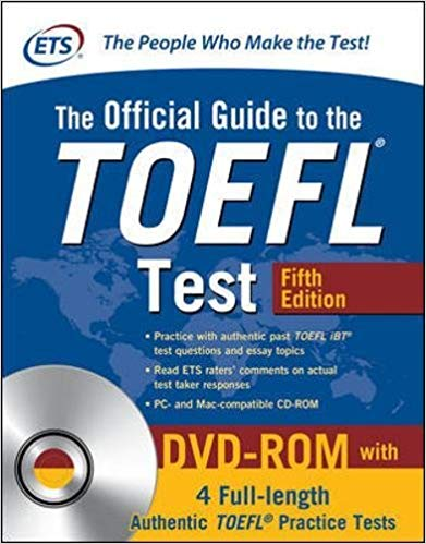 Toefl-the official guide